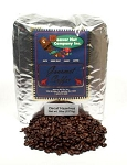 Weaver Nut Decaf Nougatine Hazelnut Whole Bean Coffee