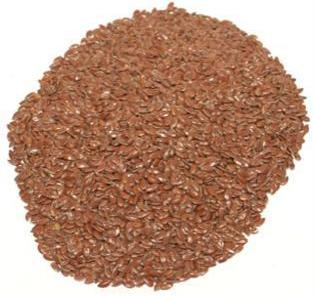 Whole Brown Flax Seed