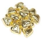 Madelaine Chocolate Gold Miniature Hearts