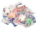 Piedmont Candy Individually Wrapped Assorted Flavors Puffs