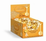 Lindt Lindor White Chocolate Truffle