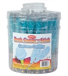Espeez Light Blue Rock Candy on a Stick 36 ct Tub