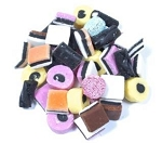 Gerrit J Verburg Gustaf's Licorice Allsorts From England