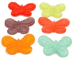 Albanese Large Gummie Butterflies Assorted 6 Flavors