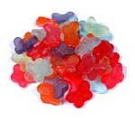 Albanese Mini Gummie Butterflies Assorted 6 Flavors