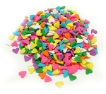 Kerry Ingredients  Assorted Pastel Heart Shapes