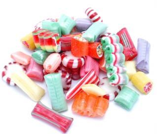 Primrose Hard Candies Old Time Christmas Mix
