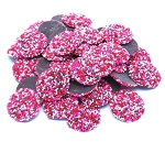 Weaver Chocolates Valentine Semi Sweet Chocolate Nonpareils