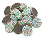 Weaver Chocolates Easter Semi Sweet Chocolate Nonpareils