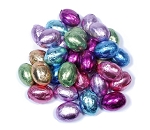Jelly Belly Solid Chocolate Foil Wrapped Egg