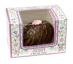 Asher's Dark Chocolate Coconut Cream Egg 8 oz