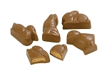 Asher's Milk Chocolate Easter Peanut Butter Pals