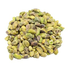 Raw Shelled Pistachio Kernels