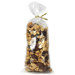 Deluxe Nut Mix 9 oz Twist Bags