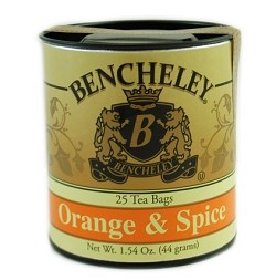 Bencheley Orange n Spice Tea