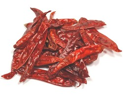 Whole Red Pepper Chilies