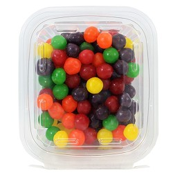 Assorted Fruit Sours 14 oz Tubs
