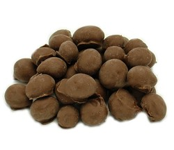 Weaver Chocolates Double Dipped Peanuts Milk Compound Chocolate