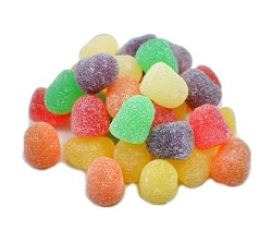 Land Of The Gummies Small Spice Drops