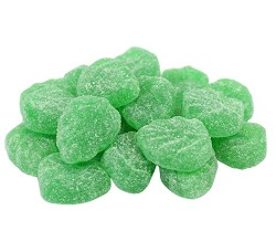 Land Of The Gummies Spearmint Leaves