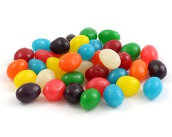 Land Of The Gummies Jelly Beans