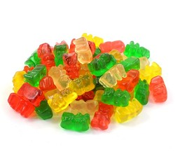 Land Of The Gummies 6 Flavor Gummy Bears