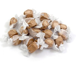 Sweet's Caramel Salt Water Taffy Kisses