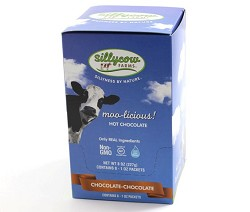 Silly Cow Farms Hot Chocolate Mix Single Serve