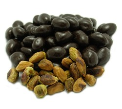 Weaver Chocolates Dark Chocolate Covered Pistachio