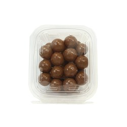 Weaver Chocolates Milk Chocolate Malt Balls 8 oz Tubs