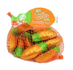 RM Palmer Bunny Treats (DoubleCrisp Carrots) Mesh bag 3.35 oz