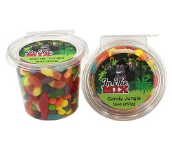 In The Mix Candy Jungle 15 oz Tubs