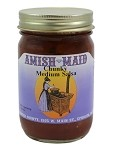 Amish Maid Chunky Medium Salsa 12 oz