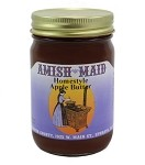 Amish Maid Apple Butter 12 oz Jars