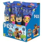 Pez Paw Patrol Asst Counter Display 12 count