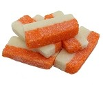 Reppert's Creamsicle Coconut Strips