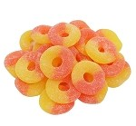 Land Of The Gummies Peach Rings