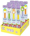 Pez Easter Tube Counter Display 18 CT