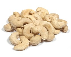 Raw Cashews Whole Super Large  180 count