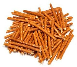 Short Pretzel Sticks Salted