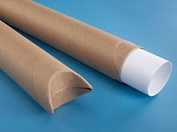 "Snap Seal Mailing Tubes 20"" x 2.5"""