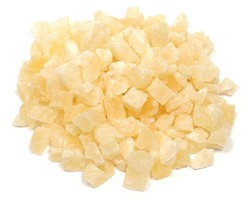 Dehydrated Diced Pineapple