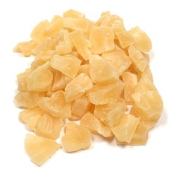 Dehydrated Pineapple Tidbits