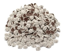 Kargher Semi Sweet Chocolate Small White Nonpareils