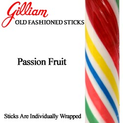 Gilliam Candy Old Fashioned Passion Fruit Stick