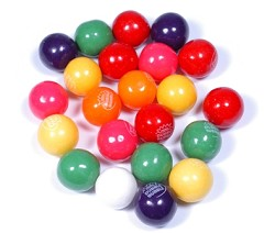 Concord Double Bubble Assorted Gumballs