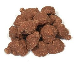 Crown Chocolate Coconut Tip Haystacks