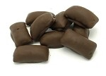Weaver Chocolates Dark Chocolate Covered Peanut Butter Bolster