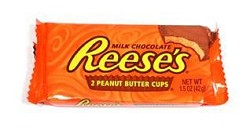 Hershey's Reese's Milk Chocolate Peanut Butter Cup 1.5 oz