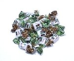 Arcor Chocolate Filled Mint Hard Candy Twist Wrap